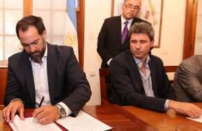 Secretario general del Consejo Federal de  Ciencia y Tecnología (COFECyT), Tomás Ameigeiras