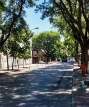 Precaución por obras de pavimentación en Capital
